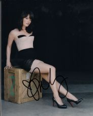 P115RT ROBIN TUNNEY SIGNED THE MENTALIST SIGNED 10X8 PHOTO GUARANTEED AUTHENTIC AUTOGRAPH …